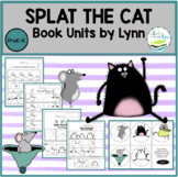 SPLAT THE CAT  BOOK UNIT