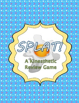 SPLAT! Test-Prep/Review Game