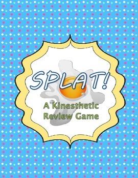 SPLAT! Test-Prep/Review Game