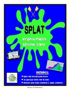 SPLAT! - Virginia Places to Know