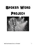SPOKEN WORD POETRY PROJECT