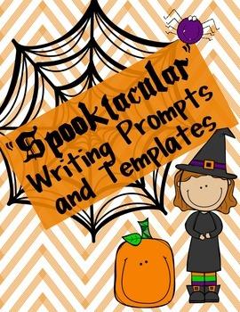 """SPOOKTACULAR"" Halloween Prompt/Templates"