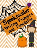 """SPOOKTACULAR"" Halloween Prompt/Templates"