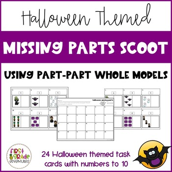 SPOOKY Missing Parts Scoot