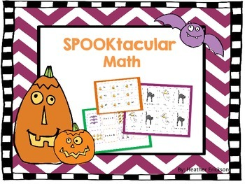SPOOKtacular Math