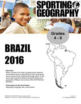 SPORTING GEOGRAPHY Brazil