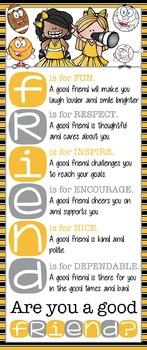 SPORTS ALL STARS - Classroom Decor: LARGE BANNER, FRIENDS / yellow black