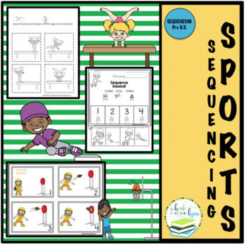 SPORTS SEQUENCE PICTURE SETS