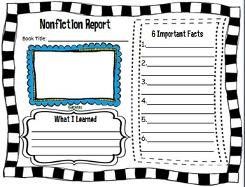 SPORTS THEMED READING ACTIVITY PACKET