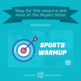 SPORTS WARMUP 1 | Physical Education Exercise Activity