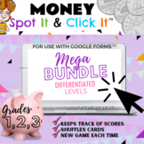 SPOT IT & CLICK IT™ Money Games MEGA BUNDLE | Distance Learning