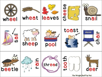 SPOT the Vowel Teams Common Core