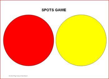 SPOTS GAME: S BLENDS
