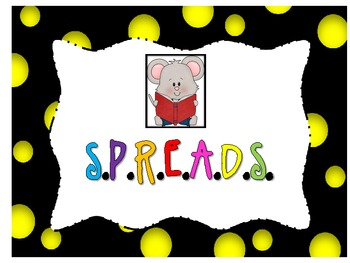 SPREADS Reading Strategy