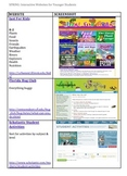 SPRING SCIENCE: 5 Interactive Websites for K-3