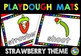 SPRING ACTIVITIES KINDERGARTEN (STRAWBERRY PLAYDOUGH MATS)