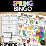 Spring Bingo {25 Different Bingo Cards}