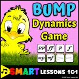 SPRING BUMP Dynamics Game Easter Music Game Powerpoint Easter Music Activity