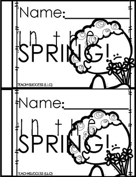 SPRING COLOR BY LETTERS and NUMBERS
