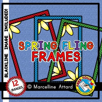 SPRING FRAMES CLIPART: FREE CLIPART: FREE DOWNLOADS