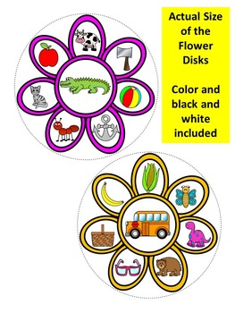SPRING- FLOWER BEGINNING SOUNDS SPRING CENTRE ACTIVITY