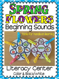 FLOWER BEGINNING SOUNDS SPRING CENTER ACTIVITY