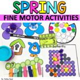 SPRING Fine Motor Activities Packet