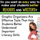 SPRING Graphic Organizers for Reading  Reading Graphic Organizers