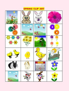 SPRING HISTORY AND SCIENCE FUN (MANY ACTIVITIES / PRINTABLES, 30 PAGES)