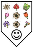 SPRING INTO MATH!, Spring Bulletin Board Letters, Pennants, Banner, Buntings
