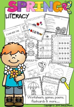SPRING Literacy Pack
