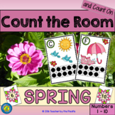 SPRING Math Center: Count the Room 1 - 10