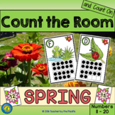 SPRING Math Center: Count the Room 11 - 20