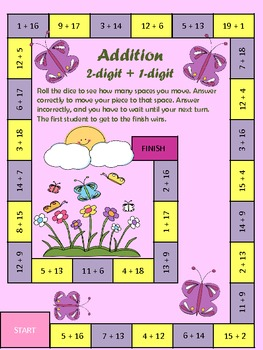 Adding and Subtracting 2 3 or 4 Digit Problems Worksheets