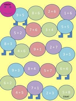 SPRING Math Set K-2