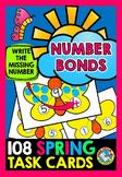 SPRING ACTIVITIES KINDERGARTEN (NUMBER BONDS TO 10) APRIL MATH CENTER