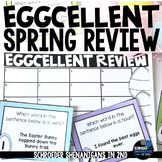 SPRING SCOOT TASK CARDS ELA REVIEW