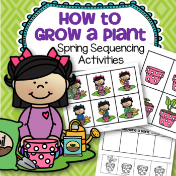 SPRING Sequencing Grow a Plant