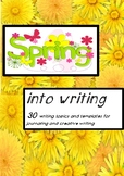 SPRING into WRITING