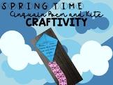 SPRING kite poem CRAFTIVITY