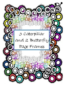 SPRING/SUMMER 50+ Images {butterflies} {caterpillars} {suns} COLORFUL