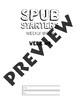 SPUB Starters week 9: Weekly work/bellringers for journalism