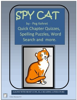 SPY CAT Quick Quizzes