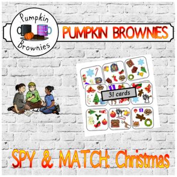 SPY and MATCH: Christmas