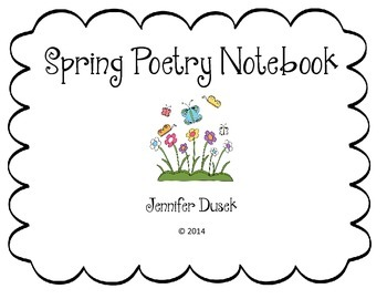 Spring Poetry Pack