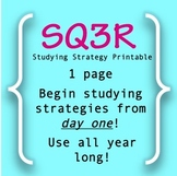 SQ3R - Studying Strategy