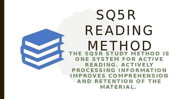 SQ5R Reading/Study Method SlideShow, AVID
