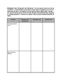 SQA Notes template