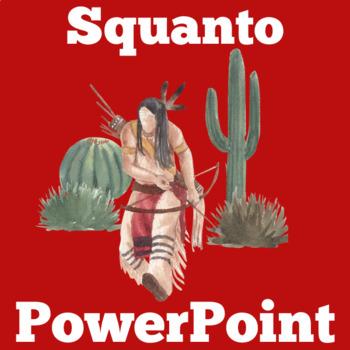 Squanto Activity | Squanto PowerPoint | Squanto PowerPoint Lesson