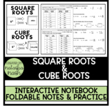 SQUARE ROOTS & CUBE ROOTS